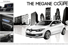 MEGANE coupe POSTER