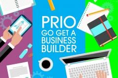PRIO Go get a business builder