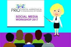 PRIO Social media workshop