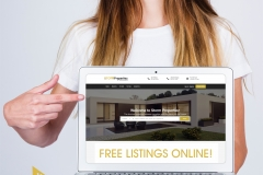 Storm Free Listings facebook ad